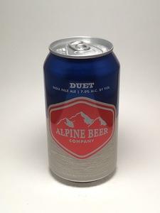 Alpine - Duet (12oz Can)